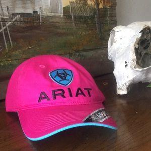 Ariat ball cap